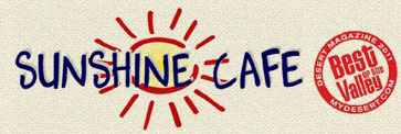 sunshine cafe logo